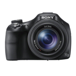 DSC-HX400V: HX400V: aparat kompaktowy z50-krotnym zoomem optycznym