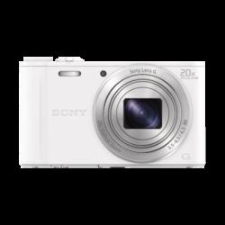 DSC-WX350: DSC-WX350 Różowy i biały aparat cyfrowy ze zdalnym sterowaniem
