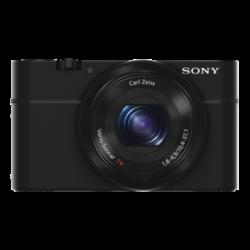 DSC-RX100: Cyfrowy aparat kompaktowy RX100