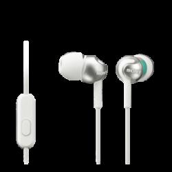 MDR-EX110AP: Słuchawki douszne zserii EX