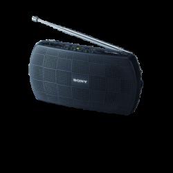 SRF-18: Radio przenośne / Głośnik zewnętrzny