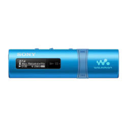 NWZ-B183F: Walkman® zwbudowanym łączem USB