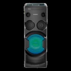 MHC-V50D: Domowy zestaw muzyczny o dużej mocy z technologią BLUETOOTH®