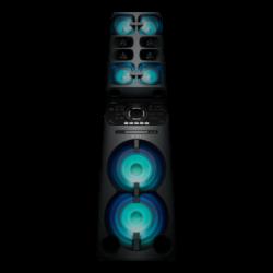 MHC-V90DW: Domowy zestaw muzyczny odużej mocy