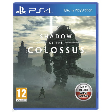 Gra PS4 Shadow of the Colossus - gry vr ps4, gry ps4, gra ps4, gry playstation, gry na playstation, solpol