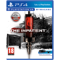 Gra PS4 The Inpatient PL