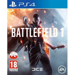 Gra PS4 Battlefield 1 PL