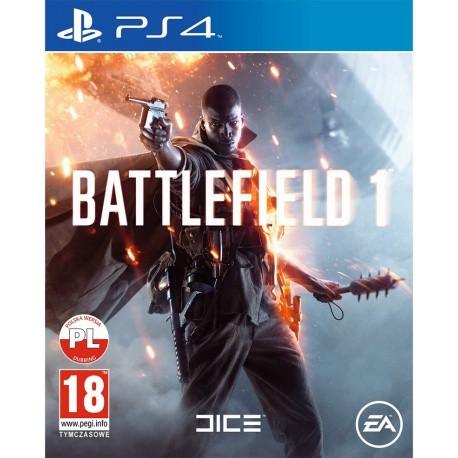 Gra PS4 Battlefield 1 PL - gra ps4, gry ps4, gry na playstation, gry playstation, solpol