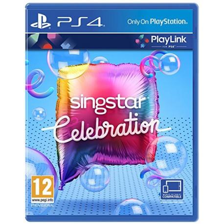 Gra PS4 SingStar Celebration PL - gra ps4, gry na playstation, gry playstation, gry ps4, solpol