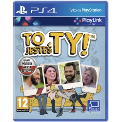 Gra PS4 To Jesteś Ty