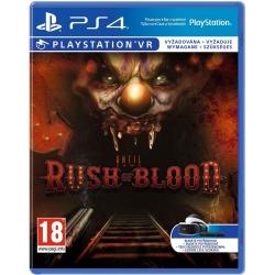 Gra PS4 VR Until Dawn Rush of Blood