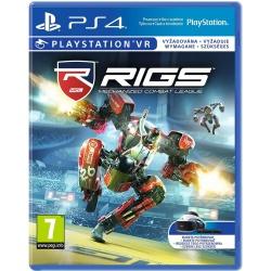 Gra PS4 VR RIGS Mechanized Combat League