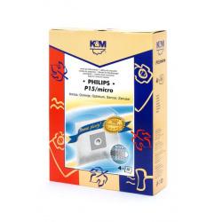 Worki do odkurzacza K&M P15 Micro