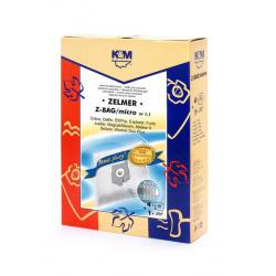 Worki do odkurzacza K&M Z-BAG Micro