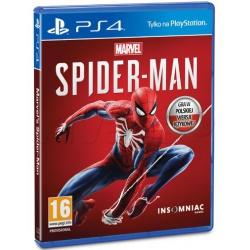 Gra PS4 Spider-Man PRZEDSPRZEDAŻ