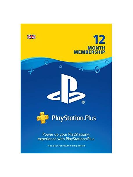 Karta Sony Playstation Plus PSN 365 dni - karty podarunkowe, gra ps4, solpol