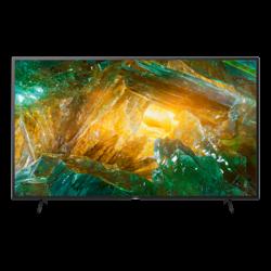 KD-65XH8096: XH80   4K Ultra HD   High Dynamic Range (HDR)   Smart TV (Android TV)