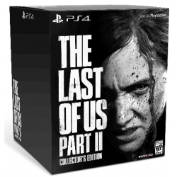 The Last of Us Part II - Edycja Day One Gra PS4 Collector's Edition