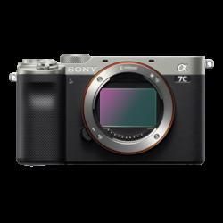 ILCE-7CL: α7C — kompaktowy aparat pełnoklatkowy