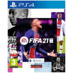 GRA PS4 FIFA 21