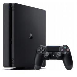 Konsola PS4 1TB Slim + Gra Gran Turismo Sport + To Jesteś Ty Voucher + Dodatkowy kontroler Dualshock 4